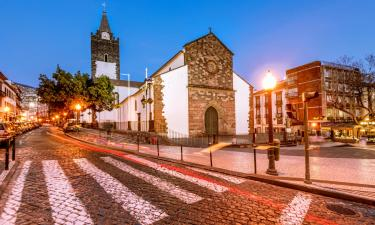 Hotels near Cathedral of Funchal