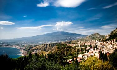 Hotels near Etna
