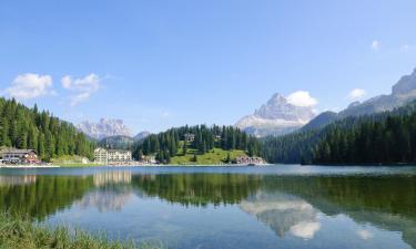 โรงแรมใกล้ทะเลสาบมิซูรีนา