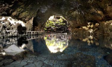 Hotels near Jameos del  Agua Caves