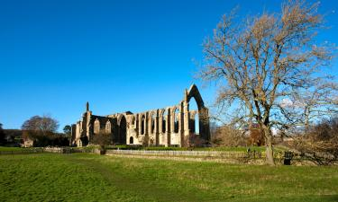 Hoteli u blizini znamenitosti 'Imanje Bolton Abbey'