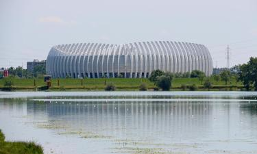 Hotels near Arena Zagreb