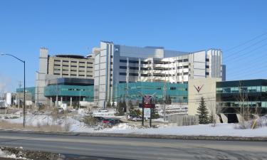 Hotéis perto de: Health Sciences North