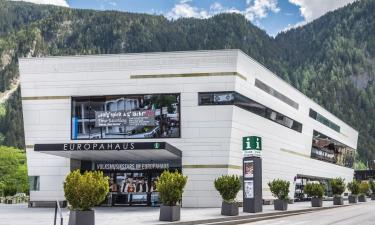 Hotels near Congress Zillertal - Europahaus Mayrhofen