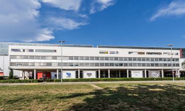 Выставочный центр PalExpo: отели поблизости