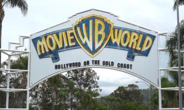 Hotels near Warner Bros. Movie World