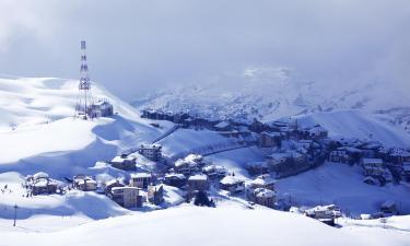 فنادق بالقرب من منحدرات التزلج في فاريا مزار