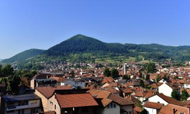 Hotels near Bosnian Pyramids