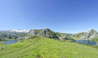 Hotels near The Lakes of Covadonga