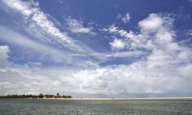 Hotels near Genipabu Beach