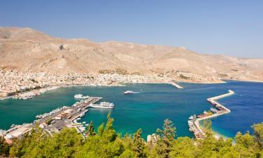 Hotels near Port of Kalymnos
