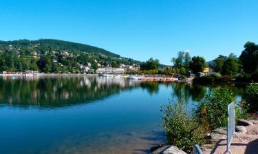 Hotels near Gérardmer Lake