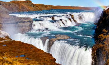 Hotels near Gullfoss Waterfall