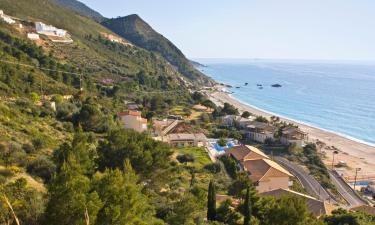 Ξενοδοχεία κοντά σε Παραλία Κάθισμα