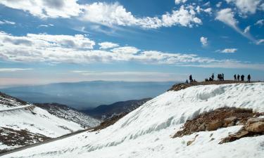 Hotels near Mount Hermon Ski Site