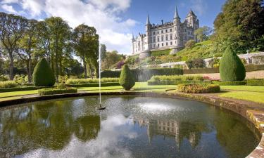 Hotels near Dunrobin Castle