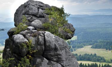 Национальный парк Столовые горы: отели поблизости