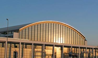 Hotels near Messe Friedrichshafen