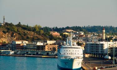 Hotels near Port of Corfu