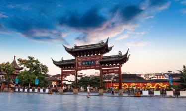 Hotels near Confucius Temple