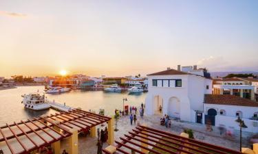 Hotéis perto de Marina de Limassol