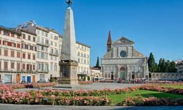 Hotell nära Santa Maria Novella