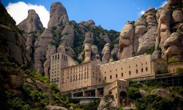 Hoteles cerca de Monasterio y Santuario de Montserrat