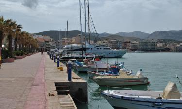 Hotels near Port of Chios