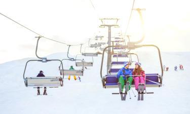 Hoteles cerca de Centro de esquí Corralco