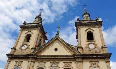 Hotéis perto de: Basílica Velha de Aparecida