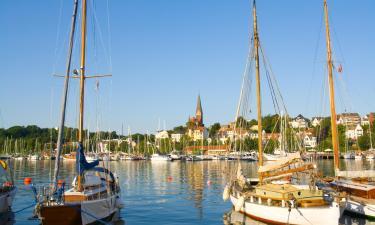 Hotels near Flensburg Harbor