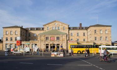 Hotels near Bamberg Central Station