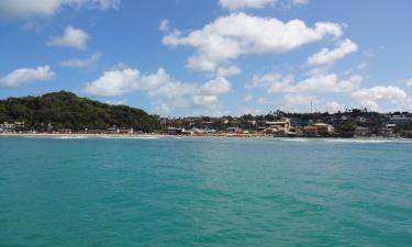 Hotels near Pipa Beach
