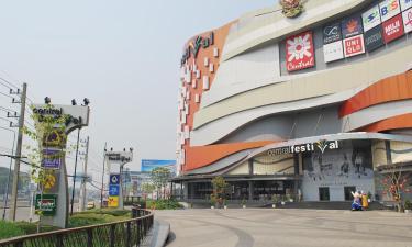 Hotels near Central Festival Chiangmai