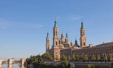 Hoteles cerca de Basílica de Nuestra Señora del Pilar