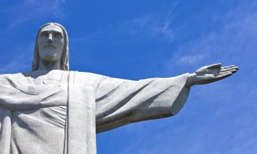 Hotéis perto de: Cristo Redentor