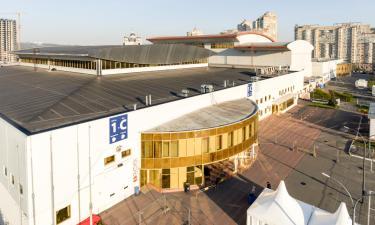 Hotels near International Exhibition Centre
