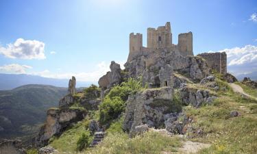 Hotels near Rocca Calascio Fortress
