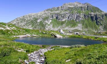 Hotels near Gotthard Pass