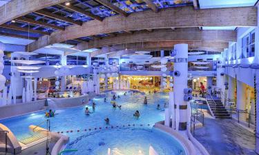 Hotele w pobliżu miejsca Aquapark Sopot