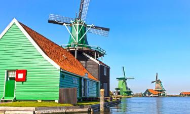 Hotels near De Zaanse Schans