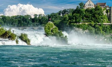 Rheinfall: Hotels in der Nähe