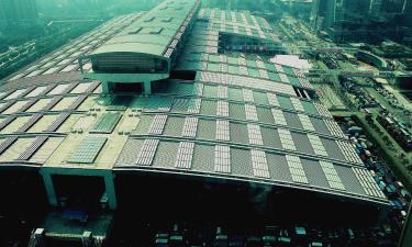Hotels near Shenzhen Convention & Exhibition Centre