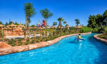 Aquapark Solaris: hotel