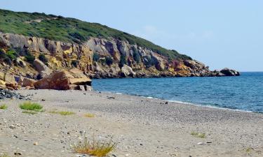 Hotels near Dikella Beach