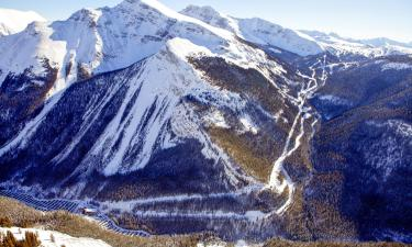 Hoteles cerca de Estación de esquí de Sunshine Village