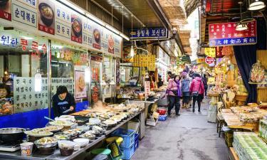 Hotels near Dongdaemun Market