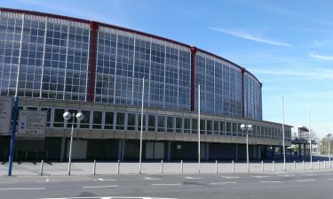 Hotels near Westfalenhallen Convention Center