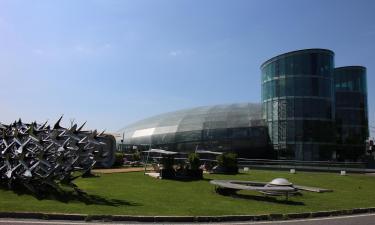 Hangar-7: Hotels in der Nähe