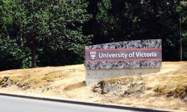 Hotels near University of Victoria
